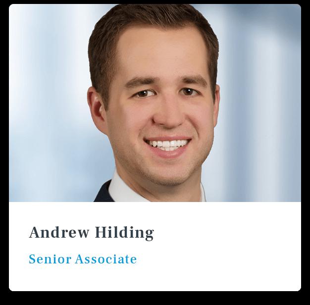 Andrew hilding
