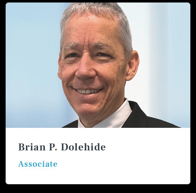 Brian P. Dolehide