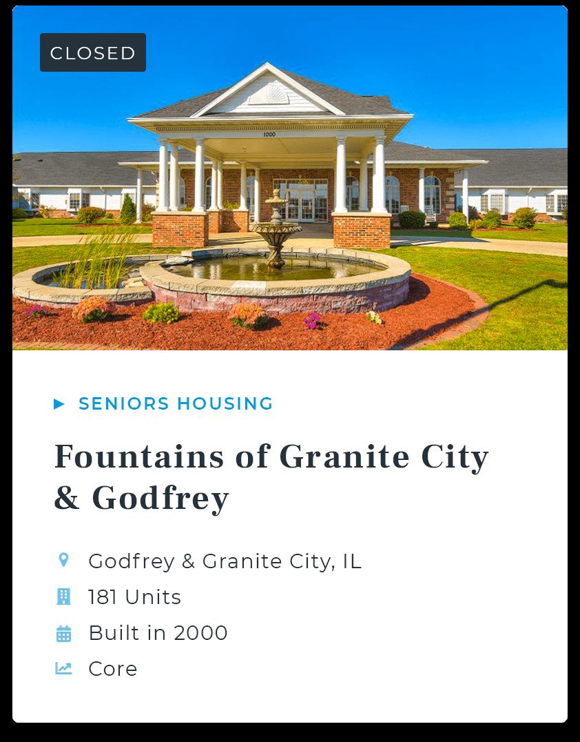 Fountains of Granite City & Godfrey