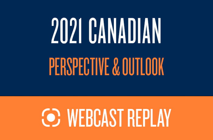 2021 Canadian Perspective & Outlook